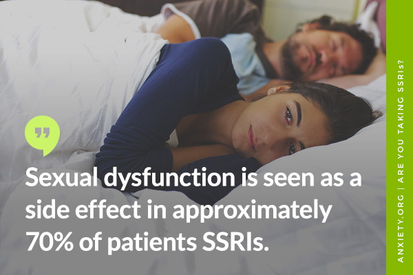 Sexual Dysfunction From Antidepressants