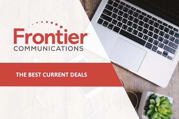 Frontier Internet Deals April 2019
