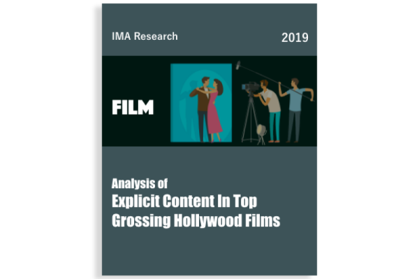Innuendo & Gender In Film: 1990-2019 - An Analysis Of Explicit Content In Top Grossing Hollywood Movies