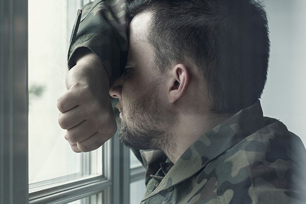 Veteran Suicide Rates Are Climbing