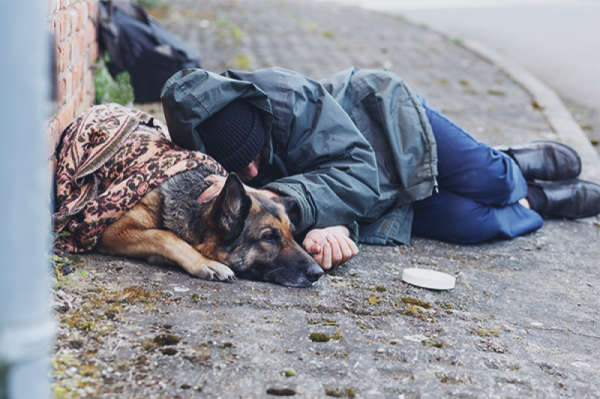 Chronic Homelessness Reduced 91 Percent