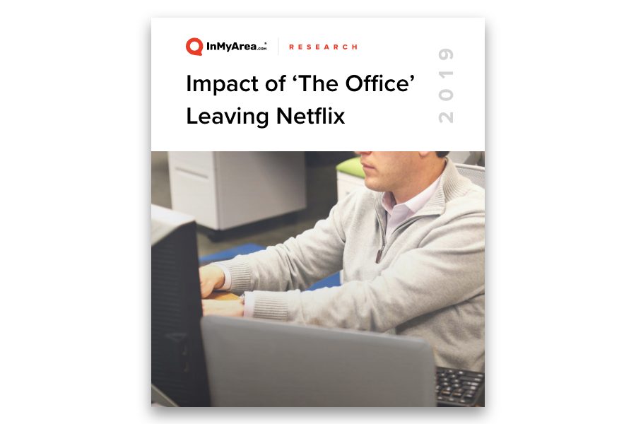 Loss Of 'The Office' Could Cost Netflix $935 Million In Annual Subscriptions