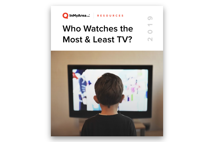TV Viewing Data 2010-2018