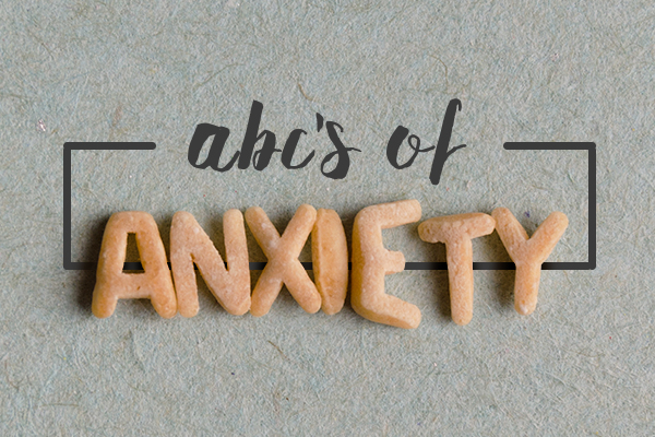 The ABCs Of Anxiety By Dr. Alexander Bystritsky