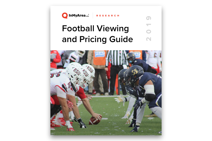 Football Viewing Guide And Media Consumption Research (2019 Season)