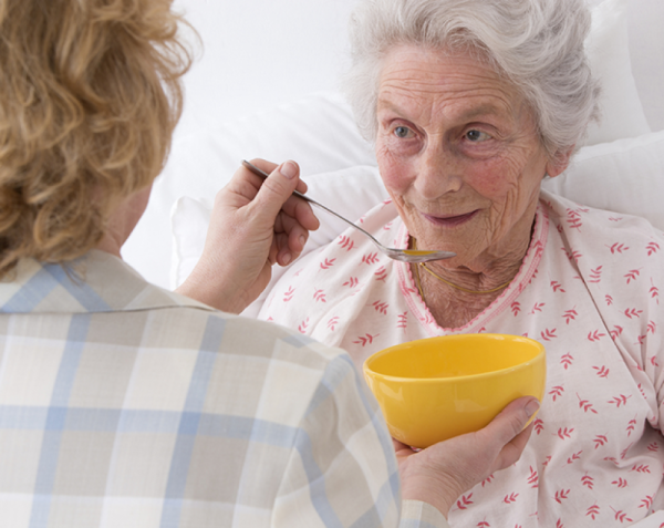 Caregiver Strategies For Easing Stress at Mealtimes