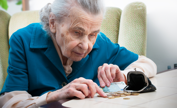 5 Financial Steps for Dementia Care Givers