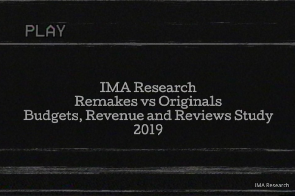 Study: Hollywood Remakes Cost More, Make Less Revenue And Disappoint Audiences