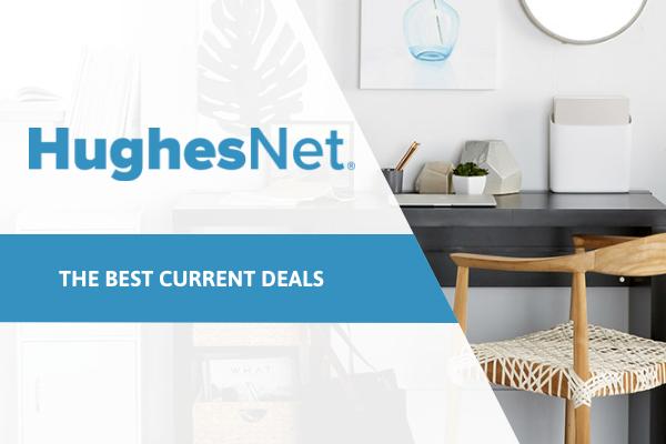 HughesNet Internet Deals April 2019
