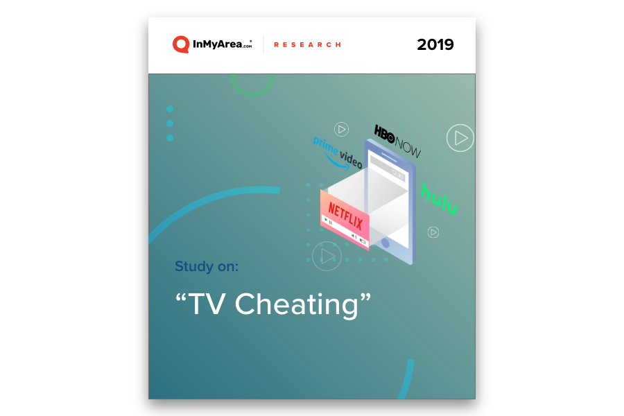 "You're Probably Getting ""TV Cheated"" On: 53 Percent Of People Are Cheaters"