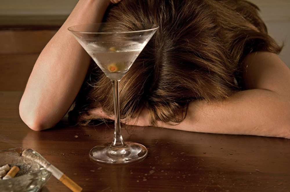 Женщины против алкоголизма женщин