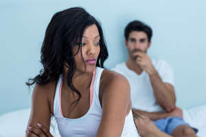 Stress-related sexual problems