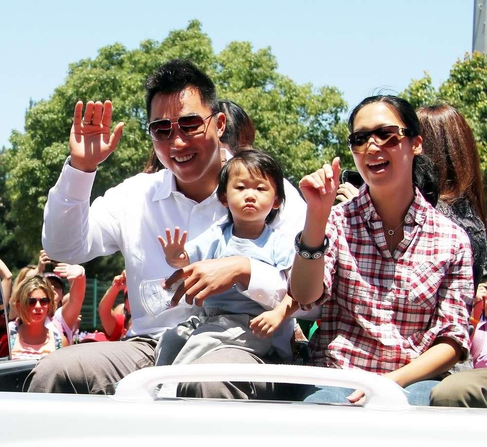 Dodgers Pitcher Hong