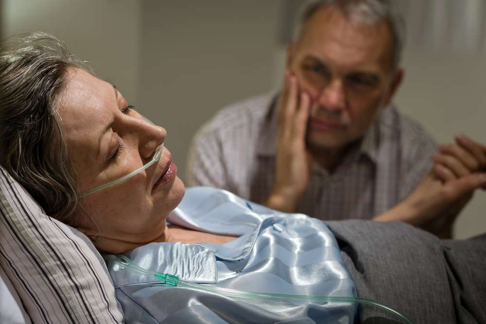 Do Patients Suffer When Informed About Imminent Death?